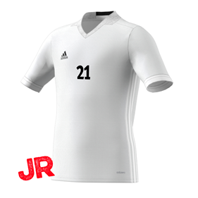 ADIDAS CONDIVO 16 JSY JR WHITE 116 CL