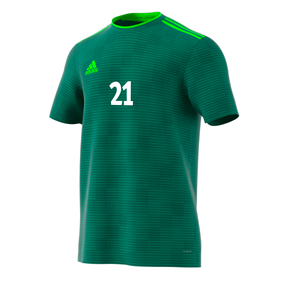 ADIDAS CONDIVO 18 JERSEY BOLD GREEN L