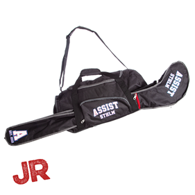 ASSIST HOLSTER STICK-TEAM BLACK JR