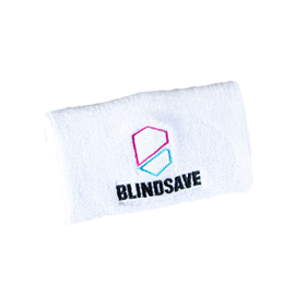 BLINDSAVE WRISTBAND R/C WHITE