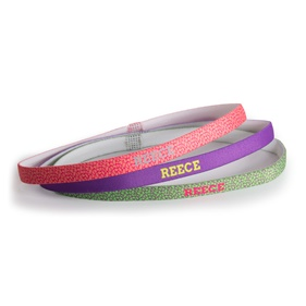 REECE CAMDEN HAIRBAND SET 3PCS PINK/PURPLE/GREEN