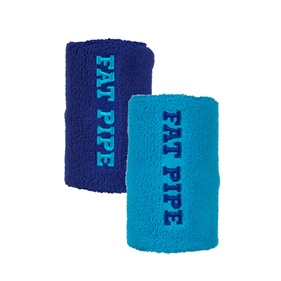 FATPIPE CODE - WRISTBAND LILAC/TURQUOISE