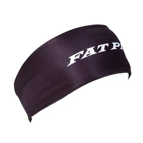 FATPIPE DOLLY - HEADBAND BLACK