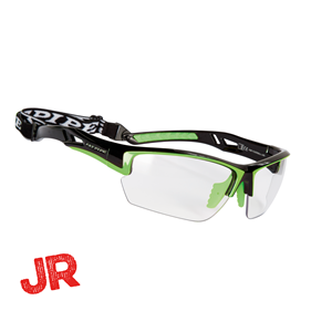 FATPIPE PROTECTIVE EYEWEAR SET JR BLACK/LIME