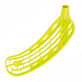FATPIPE WIZ MEDIUM NEON YELLOW LEFT