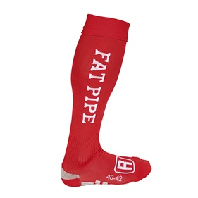 FATPIPE PLAYER´S SOCKS RED EUR 32/35