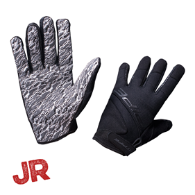 FATPIPE GK-GLOVES SILICONE PALM BLACK JR 150 CL
