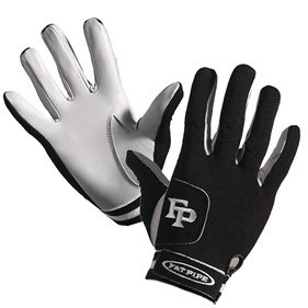 FATPIPE GK-GLOVES WITH LEATHER PALM BLACK XL