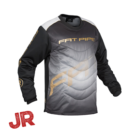FATPIPE GK-JUNIOR SHIRT BLACK/GOLD 110/120 CL
