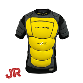 FATPIPE GK-PROTECTIVE SHIRT WITH XRD PADDING JR 150 CL
