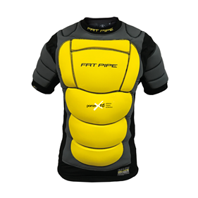 FATPIPE GK-PROTECTIVE SHIRT WITH XRD PADDING M/L