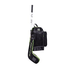 FATPIPE LUX - STICK BACKPACK BLACK/LIME