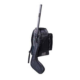 FATPIPE LUX - STICK BACKPACK BLACK/SPACE