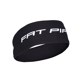FATPIPE NIKI HEADBAND BLACK