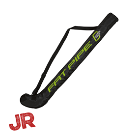 FATPIPE SATELLITE - AIR - SMALL STICKBAG JR BLACK/LIME