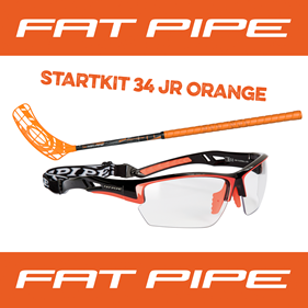 FATPIPE STARTKIT 34 JR ORANGE 75CM RIGHT