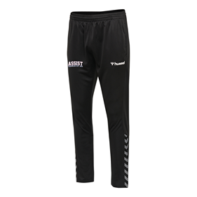 HUMMEL AUTHENTIC POLY PANTS BLACK L