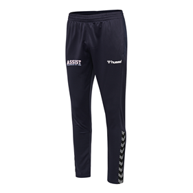 HUMMEL AUTHENTIC POLY PANTS MARINE L