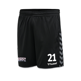 HUMMEL AUTHENTIC POLY SHORTS BLACK L