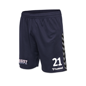 HUMMEL AUTHENTIC POLY SHORTS MARINE L