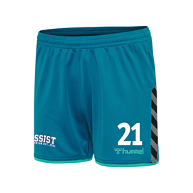 HUMMEL AUTHENTIC POLY SHORTS WN´S CELESTIAL L