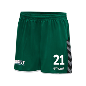 HUMMEL AUTHENTIC POLY SHORTS WN´S EVERGREEN L