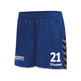 HUMMEL AUTHENTIC POLY SHORTS WN´S TRUE BLUE L