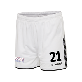 HUMMEL AUTHENTIC POLY SHORTS WN´S WHITE L