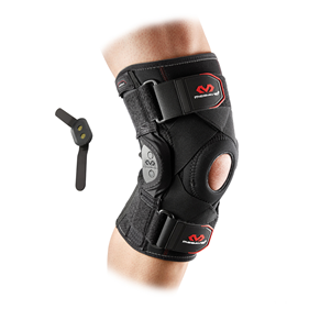 MCDAVID HINGED KNEE BRACE L
