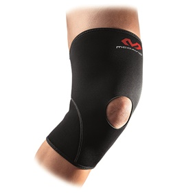 MCDAVID KNEE SUPORT OPEN PATELLA L