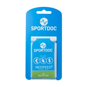 SPORTDOC MEDIPEED 6-PACK MIX