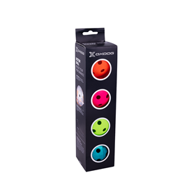 OXDOG ROTOR 4COLOR 4-PACK