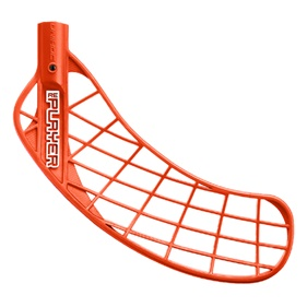 UNIHOC REPLAYER NEON ORANGE, MEDIUM LEFT