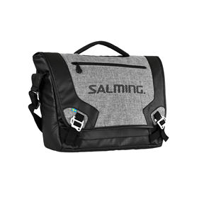 SALMING BROOME MESSENGER BLACK/GREY MELANGE
