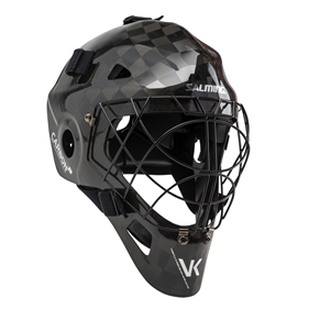 SALMING CARBON X HELMET VH EDT BLACK SR