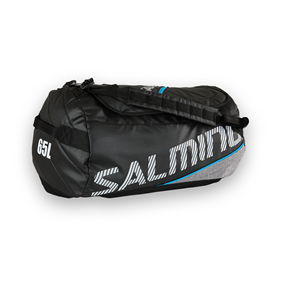 SALMING PRO TOUR DUFFEL BLACK/GREY MELANGE