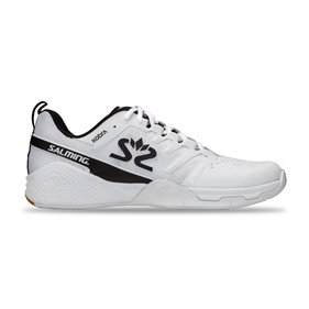 SALMING KOBRA 3 MEN WHITE/BLACK EUR 43 1/3 - 27.5 CM