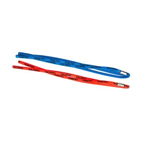 SALMING TWIN HAIRBAND 2-PACK CORAL/BLUE