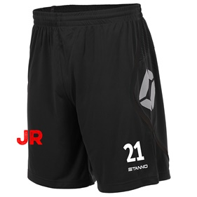 STANNO PISA SHORT JR BLACK 116 CL