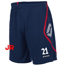 STANNO PISA SHORT JR NAVY-RED 116 CL