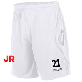 STANNO PISA SHORT JR WHITE 116 CL