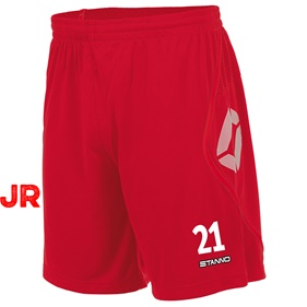 STANNO PISA SHORT RED 116 CL
