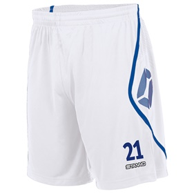 STANNO PISA SHORT WHITE-ROYAL L