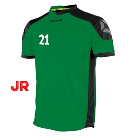 STANNO CAMPIONE JR SHIRT GREEN-BLACK 116 CL