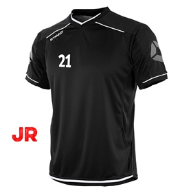 STANNO FUTURA JR SHIRT BLACK-WHITE 116 CL