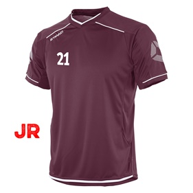 STANNO FUTURA JR SHIRT MAROON-WHITE 116 CL
