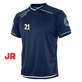 STANNO FUTURA JR SHIRT NAVY-WHITE 116 CL