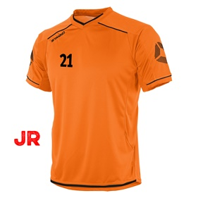 STANNO FUTURA JR SHIRT ORANGE-BLACK 116 CL