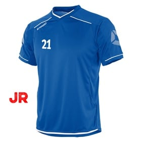 STANNO FUTURA JR SHIRT ROYAL-WHITE 116 CL