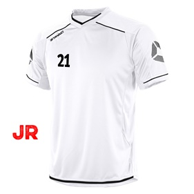 STANNO FUTURA JR SHIRT WHITE-BLACK 116 CL